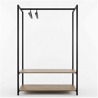 Стійка-вішак для одягу в стилі LOFT (Hanger - 11)