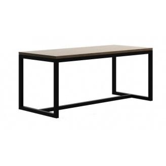 Обідній стіл в стилі LOFT 1200x900x800 (Table - 196)