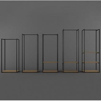 Стійка-вішак для одягу в стилі LOFT (Hanger - 36)