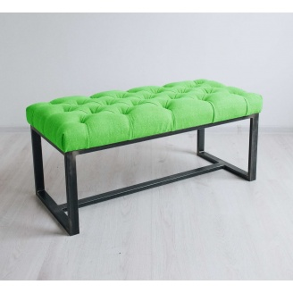 Банкетка-пуф для прихожей в стиле LOFT (Sofa-88)