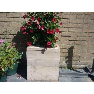 Подставка-клумба для цветов в стиле LOFT (Support for Flowers - 17)