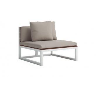 Модульне середнє крісло в стилі LOFT (Armchair - 24)