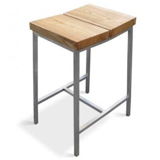 Барный стул в стиле LOFT (Bar Stool - 04)