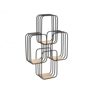 Навісна полиця в стилі LOFT (Wall Shelf-01)