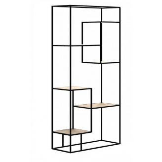 Навісна полиця в стилі LOFT (Wall Shelf-04)