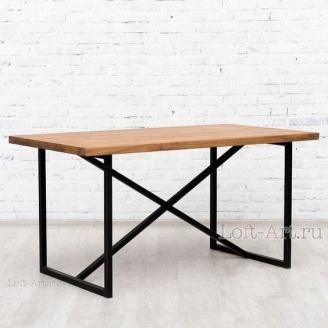 Письмовий стіл в стилі LOFT (Office Table-021)