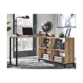 Письмовий стіл в стилі LOFT (Office Table-056)