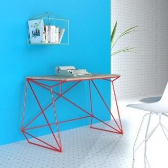Письмовий стіл в стилі LOFT (Office Table-032)