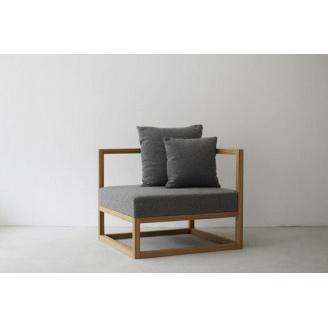 Лаунж крісло в стилі LOFT (Armchair-76)
