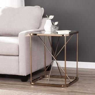 Прикроватный столик в стиле LOFT (Table - 306)