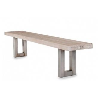 Скамейка парковая в стиле LOFT (Street Bench - 02)
