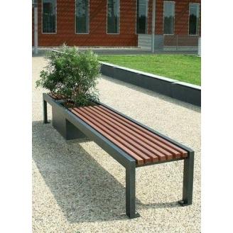 Скамейка парковая Street Bench-14 LOFT