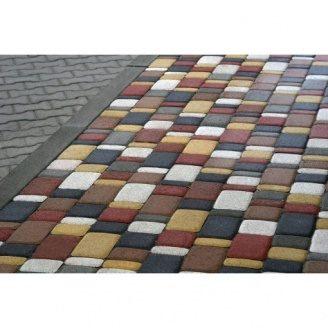 Тротуарная плитка ЭКО вибропрессованная Старый Город 4 см