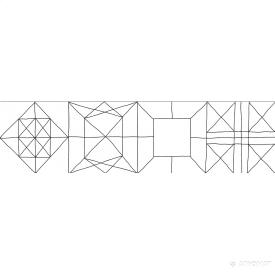 Керамограніт Geotiles Chess Pawn 9х850х220 мм