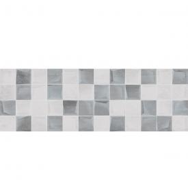 Керамічна плитка Geotiles Inox RLV. Gris Rect 10х900х300 мм