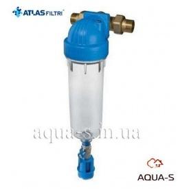 """Фильтр-колба промывной Atlas Filtri DP S DS MO Dn 3/4"""" 45° 10"""" поворотная группа RA1410441"""