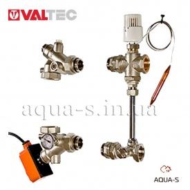 Насосно-змішувальний вузол для теплої підлоги Valtec DUALMIX 130 мм VT DUAL0