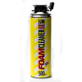 Очиститель монтажной пены Belife Foamcleaner 500 мл