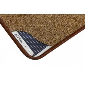 Гріючий килимок SolRay 83х83 см коричневий
