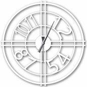 Годинники настінні WallArt Bersa білі (WA_Ber_0001)