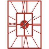 Годинники настінні WallArt Finestra червоні (WA_Fin_0003)
