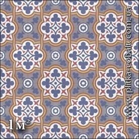 Мраморно-цементная плитка BYZANTIUM BRO 1