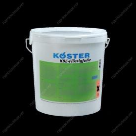 Гибридная и полимерная гидроизоляция KOSTER KBE-FLUSSIGFOLIE 6 кг
