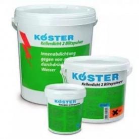 Гидроизоляция на минеральной основе KOSTER KD 2 Blitzpulver 15 кг