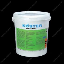Гидроизоляция на минеральной основе KOSTER Wasserstop 7,5 кг