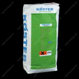 Системы для защиты и ремонта бетона KOSTER Sperrmortel 25 кг