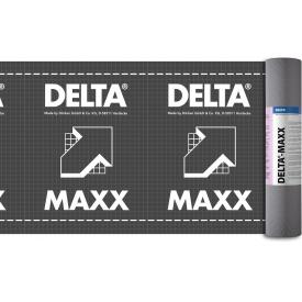 Гидроизоляцийна диффузионная мембрана Delta Maxx с адсорбционным слоем в рулоне