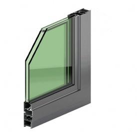 Алюминиевое окно Altest Pony-375