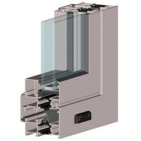 Алюминиевое окно Alutech w62