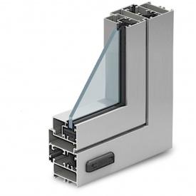 Алюминиевое окно Alutech c48