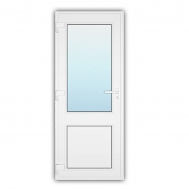 Входные двери пластиковые OpenTeck DeLuxe 1000x2250 мм