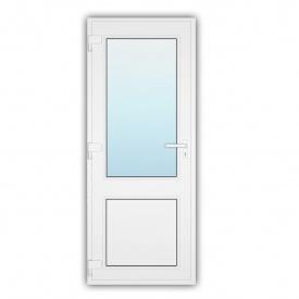 Входные двери пластиковые OpenTeck DeLuxe 900x2100 мм