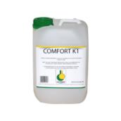 Лак полиуретано-акриловий на водній основі мат/полумат Сomfort K1 LECHNER 5 л