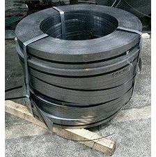 Стрічка сталь 65Г гартована 0,5х176 мм