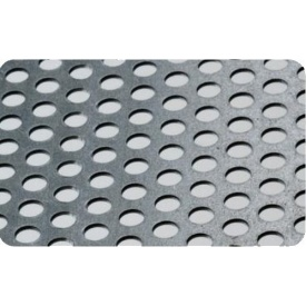 Перфорированный стальной лист 2 мм