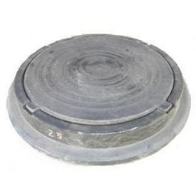 Люк полімерпіщаний важкий 24 т 640х110 мм
