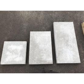 Бетонная тротуарная плита 8К.5 армированная 500х500х40 мм