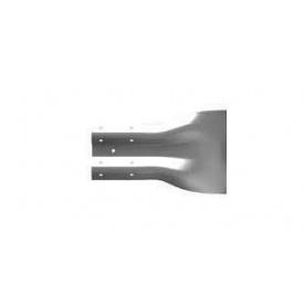 Элемент концевой ЭК-1 оцинкованная 4 мм