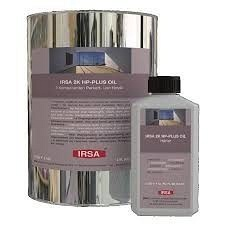 Олія безбарвне 2-компонентне з твердим воском IRSA 2K HP Plus Oil 2,75 л