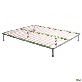 Каркас ліжка розбірної 1600х2000/32 Комфосон алюм (6 ніжок)