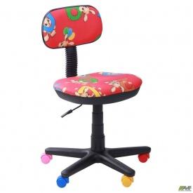 Крісло дитяче Бамбо Цифри - червоний
