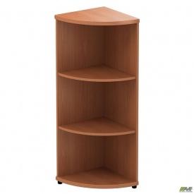Шкаф для документов R-31/1 (420х420х1230мм) вишня/вишня