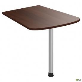 Стол приставной МГ-310 (900х800х750мм) орех темный
