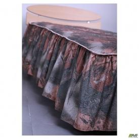 Покрывало 1,6 с юбкой в ткани Чинтао