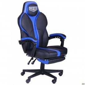 Крісло VR Racer Edge Titan чорний/синій