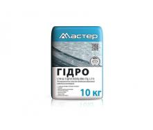 Гидроизоляционная смесь Мастер Гидро 10 кг